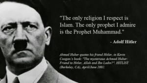 Hitler-admires-Islam